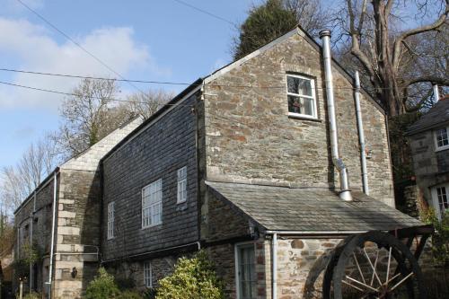 Bissick Old Mill, Grampound, Cornwall