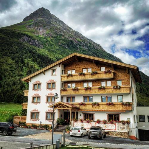 the Galtürerhof alpine hotel - Hotel - Galtür