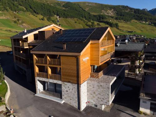 Montivas Lodge Livigno
