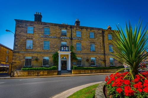 The Rutland Arms Hotel, Bakewell, Derbyshire