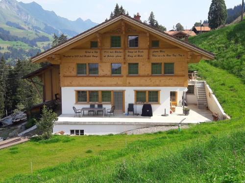 Ferien in der Bergwelt von Adelboden - Accommodation