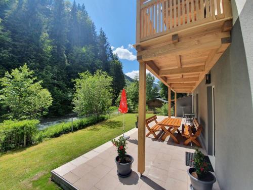 Alpen Appartements Viehhofen - Apartment