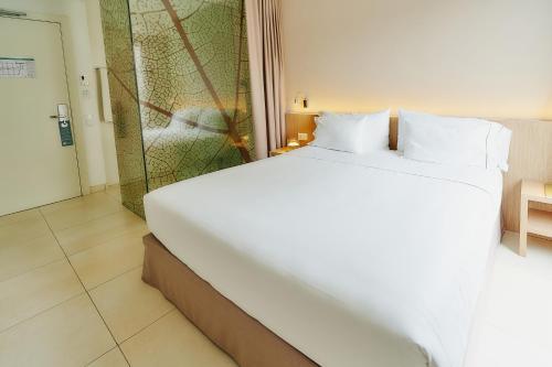 Habitación Doble (2 adultos) Hotel Arrey Alella 3