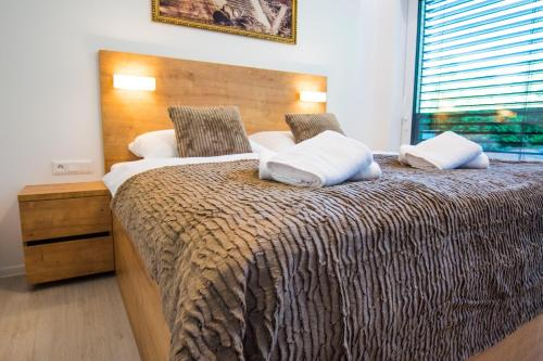 Penthouse apartments - Hotel - Trstená