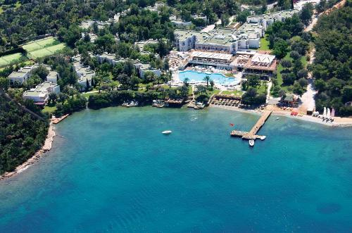 Torba Isil Club Bodrum All Inclusive harita