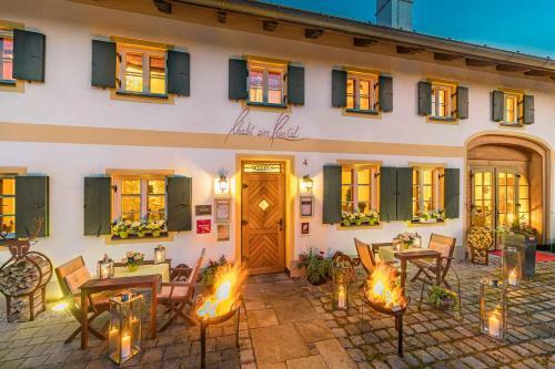 . Romantik Hotel Chalet am Kiental
