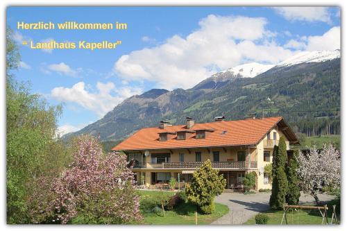 Ferienwohnungen Kapeller - Apartment - Lendorf