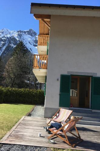 Chalet Oryx - Apartment - Chamonix
