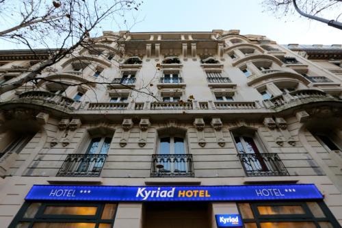 Kyriad Paris 18 - Porte de Clignancourt - Montmartre photo 4
