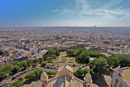 Kyriad Paris 18 - Porte de Clignancourt - Montmartre photo 6