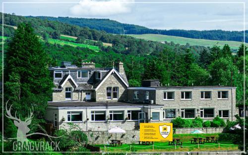 Craigvrack Hotel & Restaurant, Pitlochry