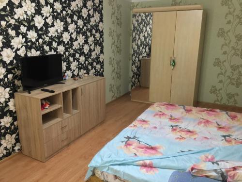 . Однокомнатная квартира на кв Волкова