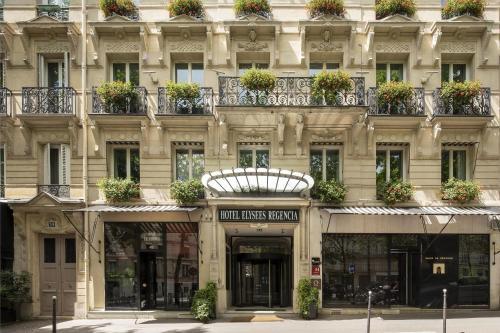 Hôtel Elysées Régencia - Hôtel - Paris