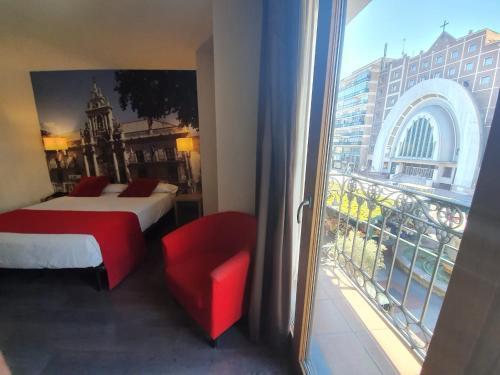 Habitación Doble con vistas ELE Enara Boutique Hotel 1