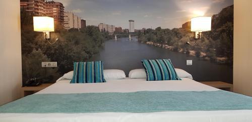 Habitación Doble con vistas ELE Enara Boutique Hotel 4