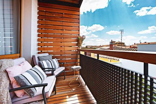 Habitación Doble - 1 o 2 camas Eco-Hotel Doña Mayor 3