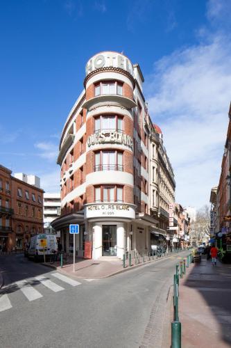 Hotel Ours Blanc - Wilson - Hôtel - Toulouse