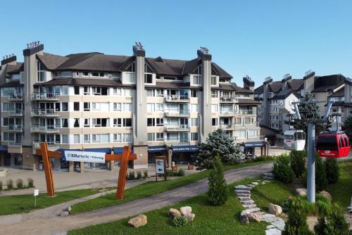 Hébergement Mont-Ste-Anne Condos