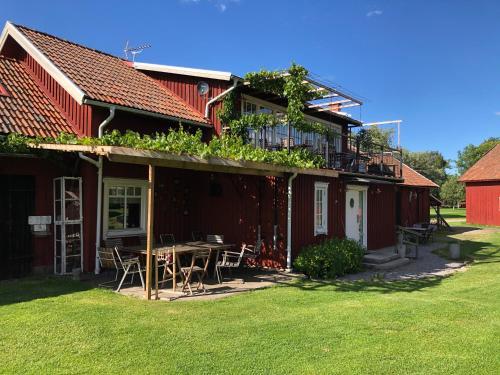 Accommodation in Källby
