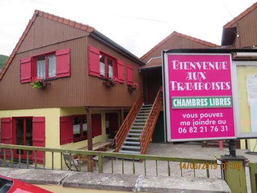 Gîte et chambres d'hôtes Les Framboises - Accommodation - Katzenthal