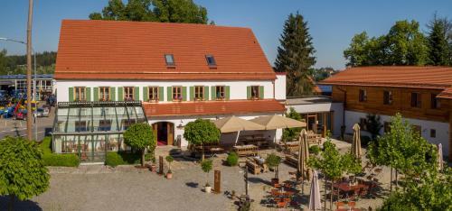 . Forstnerwirt hotel | stubn | biergarten
