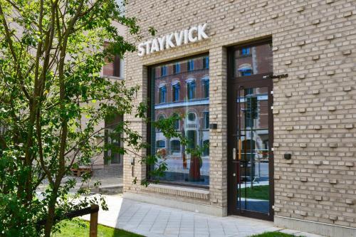 Staykvick Boutique Hostel
