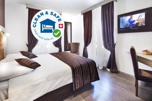 Hotel Strasbourg, 1201 Genf
