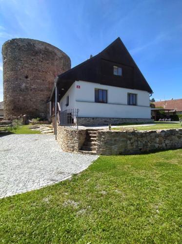 . Vila Albrecht Vimperk