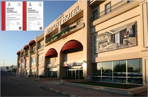 . Mardin Airport hotel