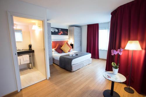 Eden Hotel & Spa - Hôtel - Cannes