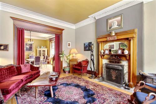B&B La Marquise de Bassano - Accommodation - Quebec City