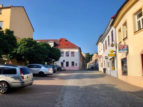 Apartmány Žižkova