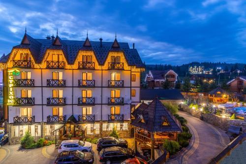 . Hotel Pid Strihoju
