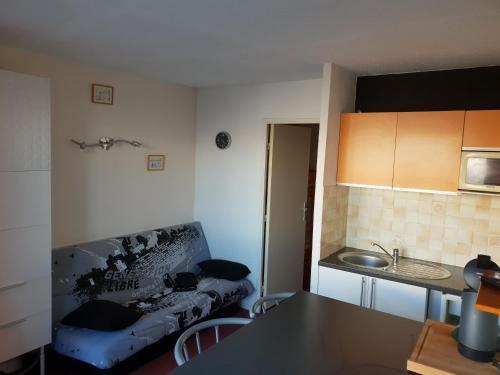 studio 4/5 couchages puy saint vincent 1600 - Location saisonnière - Puy-Saint-Vincent