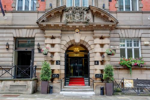 The Richmond Hotel; Bw Signature Collection, Liverpool