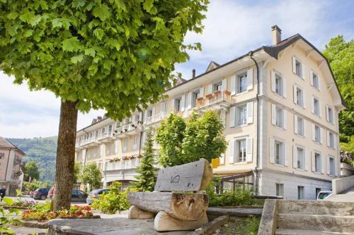 Résidence-Hôtelière le Sapin - Hotel - Charmey