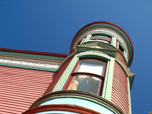 Chateau Tivoli Bed and Breakfast - Accommodation - San Francisco