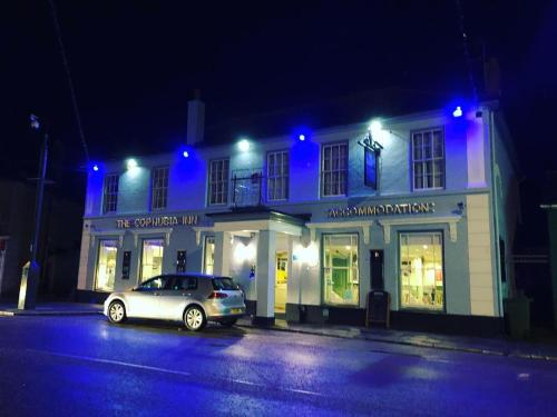 The Cornubia Inn, Hayle, Cornwall