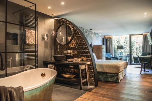 Alpin Garden Luxury Maison - Adults Only - Hotel - St Ulrich / Ortisei