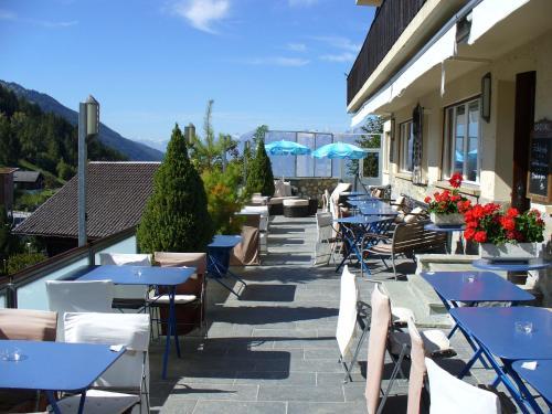 Hostellerie d'Orzival - Hotel - Vercorin