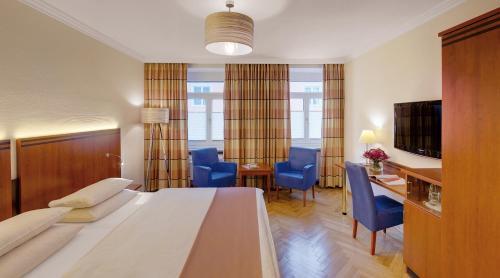 Alpen Hotel München photo 7