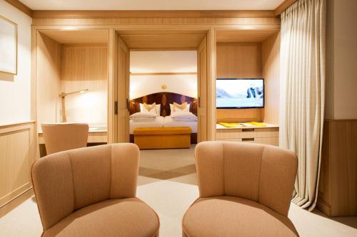 Junior Suite - Gold