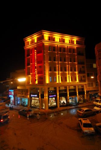 Halic Sapci Prestige Hotel address