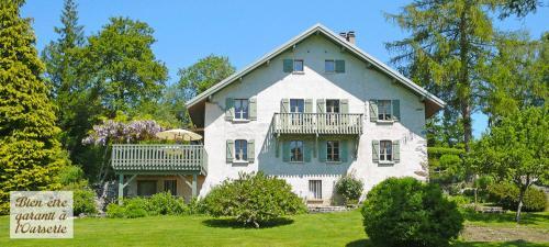 L'OURSERIE B&B - Accommodation - Saint-Paul-en-Chablais