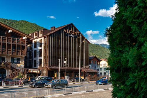 Alсont Hotel - Estosadok