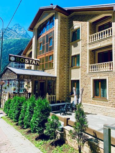 Hotel Bostan - Dombay