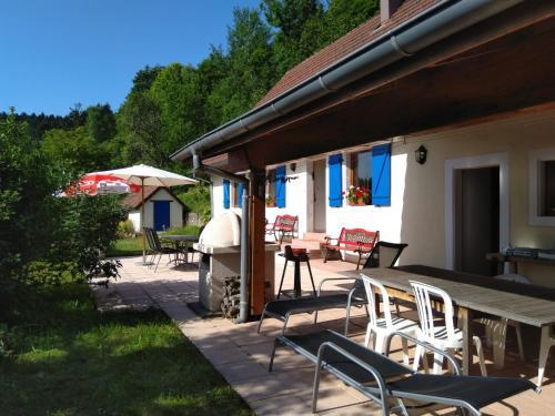 Vogesenparadies - Location saisonnière - Kirchberg