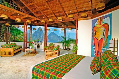 PO Box 7000, Soufriere, Saint Lucia, Caribbean.