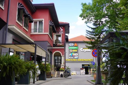 Family Hotel Misho\'s Street