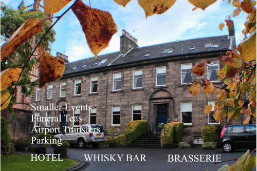 Ashtree House Hotel, Glasgow Airport & Paisley, Strathclyde